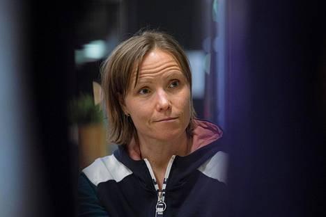 Sali aloitti hiljattain Vuokatin urheiluopistolla ravitsemusterapeuttina.