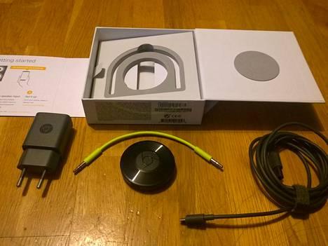 Chromecast Kärkkäinen