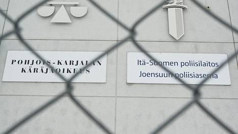 Asiaa käsitellään Pohjois-Karjalan käräjäoikeudessa.