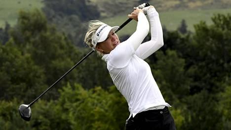 Suomen golfnaiset hyytyivät päätöskierroksella Australiassa