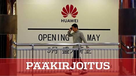 Yhdysvaltain vientikielto olisi Huaweille ongelma erityisesti sen vahvan kiinalaisen kotimarkkinan ulkopuolella.