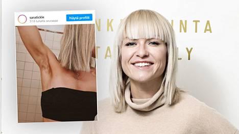 Sara Vanninen kuuluu Suomen tunnetuimpiin bloggaajiin ja ensi keväänä nähtävän Selviytyjät Pohjola -kauden kisaajiin.