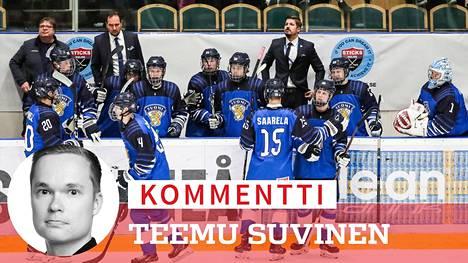 Kommentti: Suomi-kiekon uusi uhkakuva paljastui – Pikkuleijonien turnaus oli kurittomuudesta johtuva mahalasku