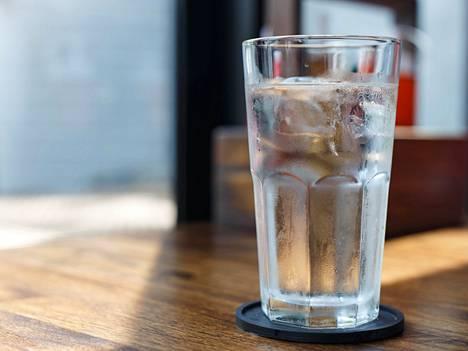 Vesi on paras janojuoma.