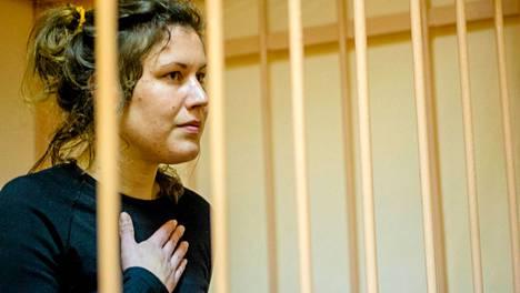 Anne Jensen joutuu jäämään Venäjälle ainakin toistaiseksi.
