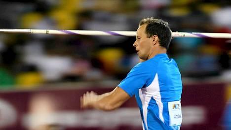 Dohan viimeisen kierroksen heitto oli Pitkämäelle kohtalokas.