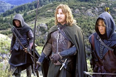 David Wenham esitti Taru sormusten herrasta -elokuvissa Faramiria.