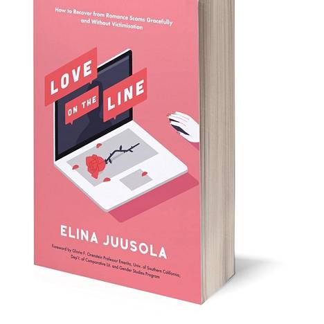 Juusolan romanssihuijauksia käsittelevä kirja ilmestyi vuonna 2016.