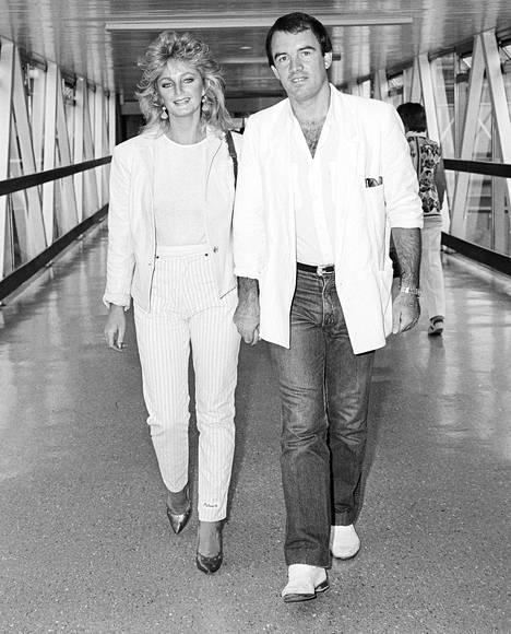 Bonnie ja Robert Sullivan ovat olleet naimisissa vuodesta 1973.