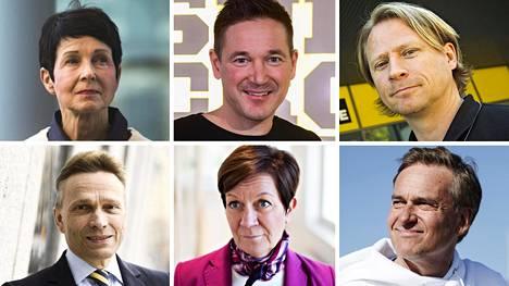 Muun muassa Sari Baldauf, Ilkka Paananen, Juha Vidgrén, Timo Ritakallio, Jaana Tuominen ja Mika Ihamuotila vetoavat EU:n elpymispaketin puolesta.
