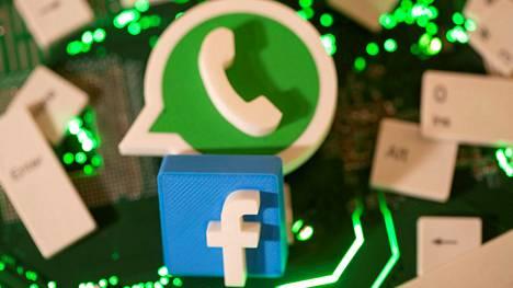 WhatsApp ja emoyhtiö Facebook nauttivat vahvaa kannatusta Suomessa.