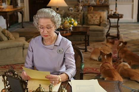 Peter Morganin käsikirjoittamassa elokuvassa The Queen kuningatar Elisabet II:ta näytteli Helen Mirren.