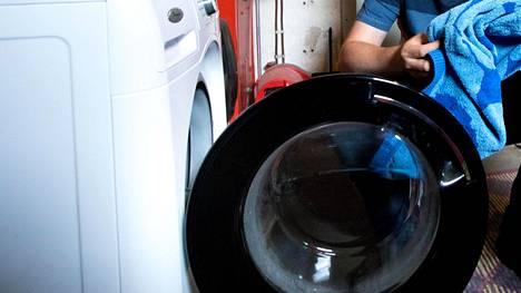 Aktivaattoria sisältävää pyykinpesuainetta voi tietyin edellytyksin käyttää myös kirjopyykille.