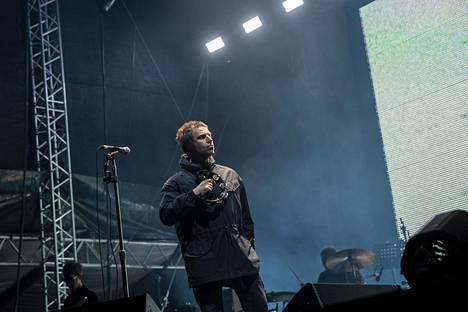 Kaisaniemessä esiintyi uudistunut Liam Gallagher.