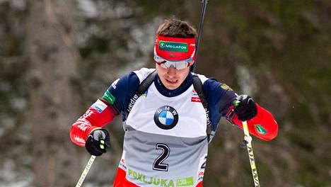 Neljä venäläistä ampumahiihtäjää jäi kiinni dopingista – mukana kaksinkertainen olympiavoittaja