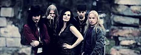 Pian nähdään miten Nightwishin musiikki toimii tanssilattialla.