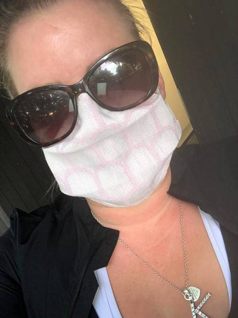 Pellavainen maski oli testin esteettisesti kaunein, mutta muut ominaisuudet tuottivat pettymyksen.