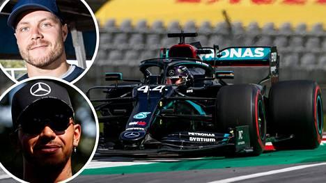 Mercedes on totutusti vahvoilla ja sen kuskit Valtteri Bottas ja Lewis Hamilton kauden kärkisuosikkeja.