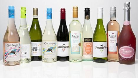5,5 prosentin viinit tulivat kauppoihin keväällä.