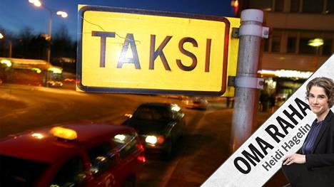 Taksit ja taksiuudistus herättävät keskustelua ja saa suomalaiset keskustelemaan rahasta.