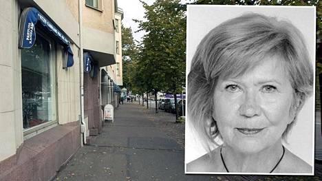 Helsingissä kampaamoa pitänyt Birgitta Silander katosi jäljettömiin kolme vuotta sitten.