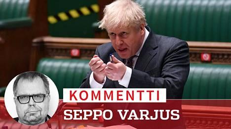 Boris Johson ja brittiparlamentti yhdistyivät taistoon jalkapallon perusajatusta kaataneita liikemiehiä vastaan.