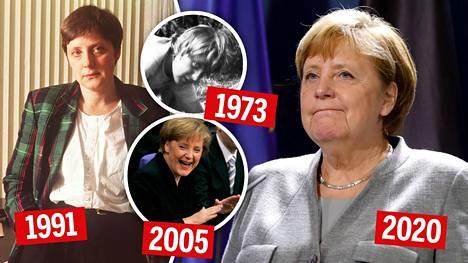 """Saksassa Merkeliä luonnehditaan aika ajoin """"ikuiseksi kansleriksi"""" tai """"Mutti Merkeliksi""""."""