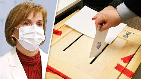 IS:n tietojen mukaan valmistelua vaalien siirtämiseksi on tehty oikeusministeri Anna-Maja Henrikssonin (r) johdolla.