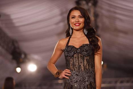 Shirly Karvinen on uusi Miss Suomi.