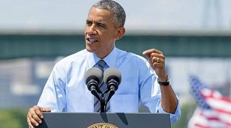 Yhdysvallat vaatii lentoturman tutkijoille työrauhaa. Presidentti Barack Obama on esittänyt surunvalittelunsa tapauksesta.