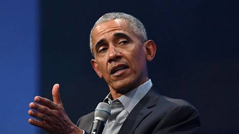 Barack Obama kuvattuna syyskuussa 2019.