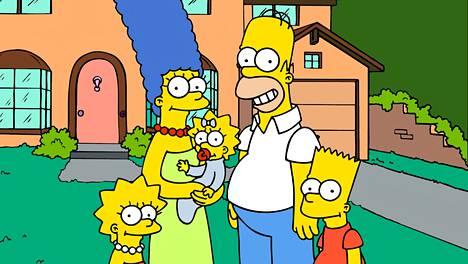 Emmy-palkittua Simpsonit-sarjaa on tuotettu jo hurjat 27 kautta.