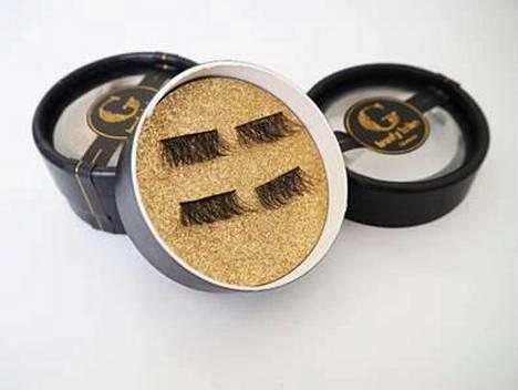 G Beauty Lashes -ripsiä saa kahdessa mallissa. Ripsissä on yksi magneetti. 19,90 € / pari.