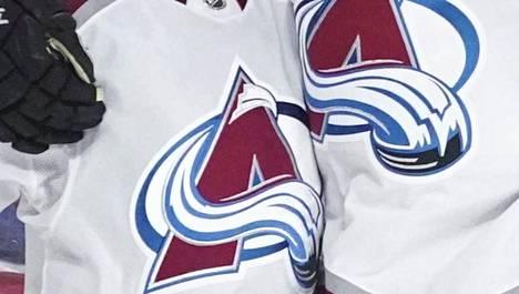 Colorado Avalanchen pelaajalla on todettu koronavirustartunta. Kuvituskuva.
