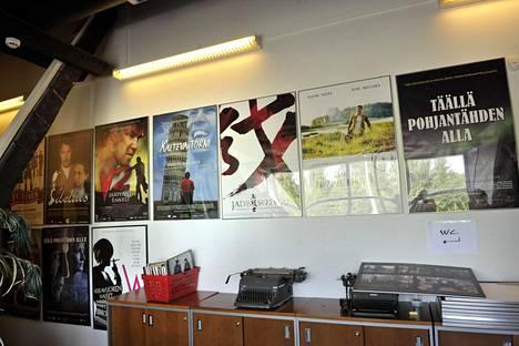 Tiluksilla on kuvattu useita merkittäviä elokuvia.