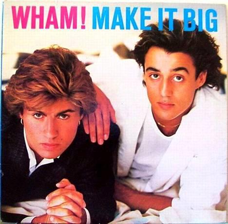 Nuoret Whamin jäsenet George Michael (vas.) ja Andrew Ridgeley. Michael puhui IS:n haastattelussa vanhasta yhtyetoveristaan kauniisti.