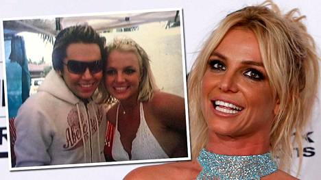 Bryan Ray pitää idoliaan Britney Spearsia täydellisenä pakettina.