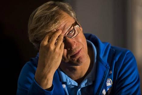 Uefan maille on karsintojen kautta tarjolla vain 13 paikkaa vuoden 2018 MM-kisoihin. Markku Kanerva ei kuitenkaan usko, että paikan saavuttaminen on arvontakorista kiinni.