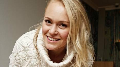 Krista Lanning nousi julkisuuteen Miss Suomi -kilpailusta. Hän on asunut New Yorkissa jo pitkään.