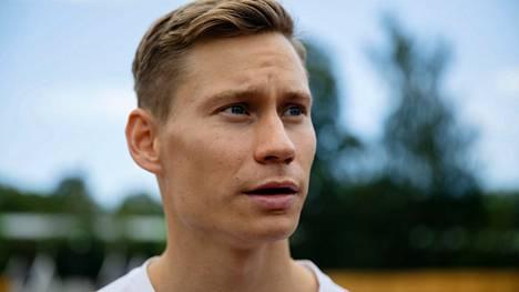 Oskari Mörö sijoittui Amsterdamin EM-kisoissa 2016 neljänneksi.