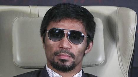 Filippiiniläislegenda Pacquiao palaa kehään, tyrmäystaituri vastassa