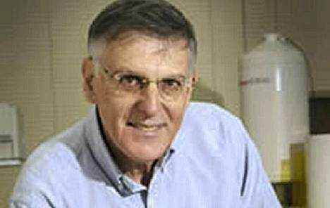 Daniel Shechtman teki palkitun työnsä 1980-luvun alkupuolella.