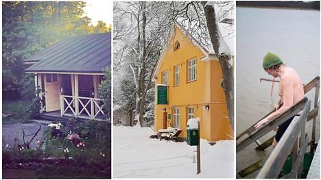 Helsingissä ja Tampereella eletään saunabuumia. Saunahelmiä löytyy muualtakin Suomesta.