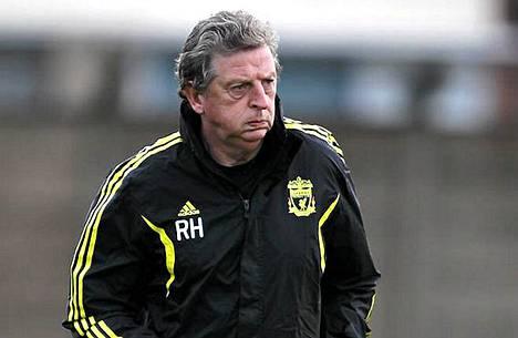 Roy Hodgson rynnistää pian siirtomarkkinoille.