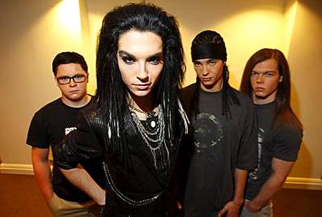 Tokio Hotel oli mukana Elämä lapselle -konsertissa.