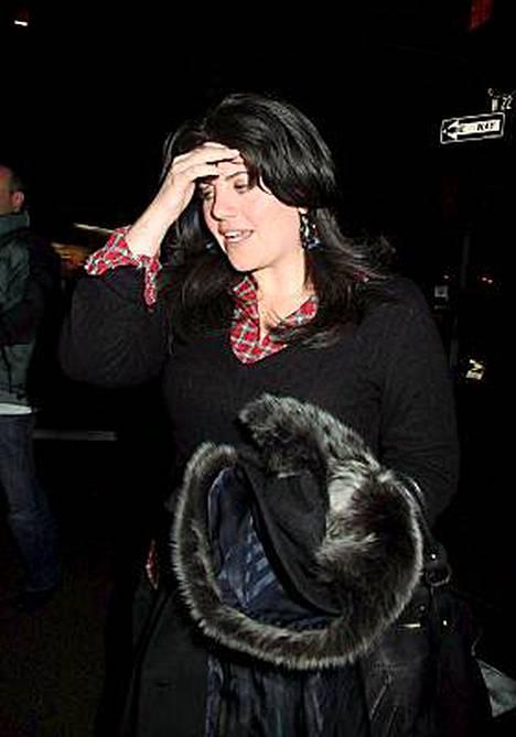Monica Lewinsky piiloutui vaalien ajaksi.