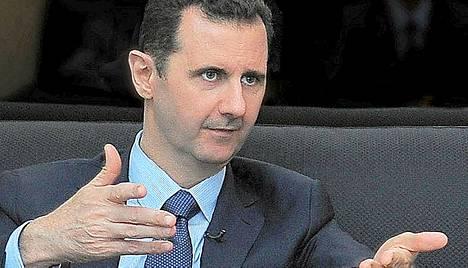 Syyrian presidentti al-Assad on ilmoittanut maan vastaavan mahdolliseen iskuun.