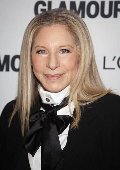 Barbra Streisandin kommentit ovat nostattaneet raivon.