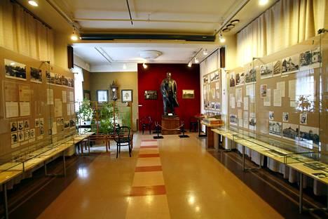 Lenin-museo Tampereella pääsi myös listalle.