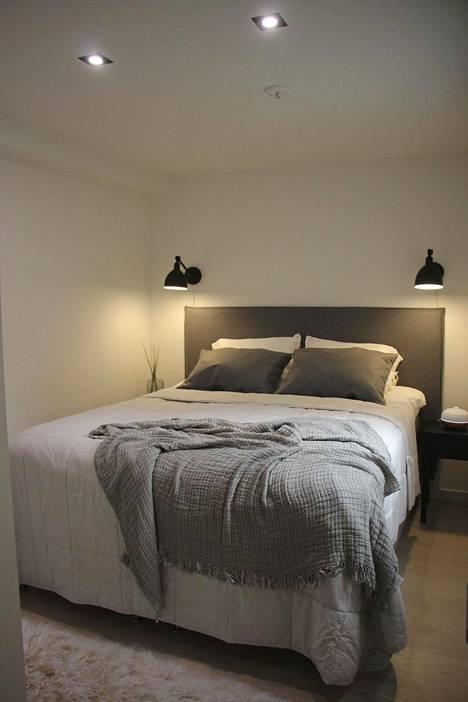 Bull ja Maru saivat toivomansa uuden makuuhuoneen.